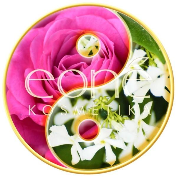 Sada pro výrobu harmonického sprchového oleje Růže - Jasmín