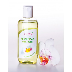 Feminna mycí olej na intimní hygienu