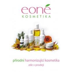 plakát Eoné s výrobky A4