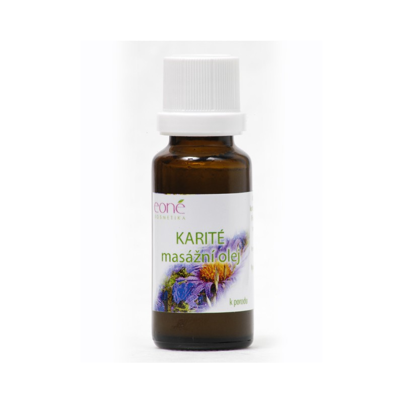 KARITÉ MASSAGE OIL
