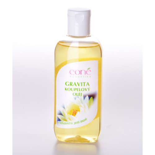GRAVITA - SHOWER AND BATH OIL