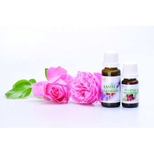 EUGENIA – MASSAGE OIL  Balení-10 ml