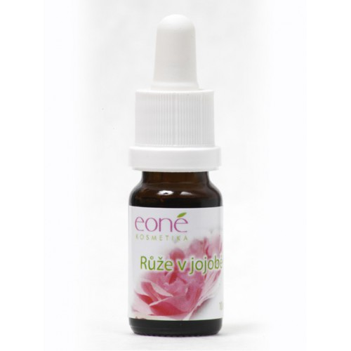 ROSE IN JOJOBA - ORGANIC